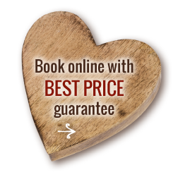 Book online with best price guarantee