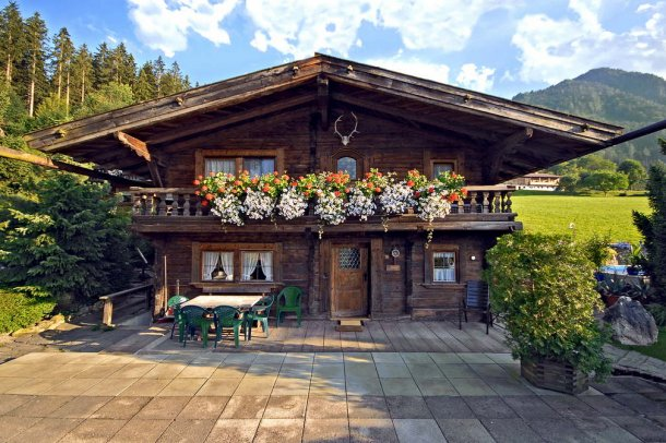 Reither Almen - Holiday chalet type A | 1-8 persons