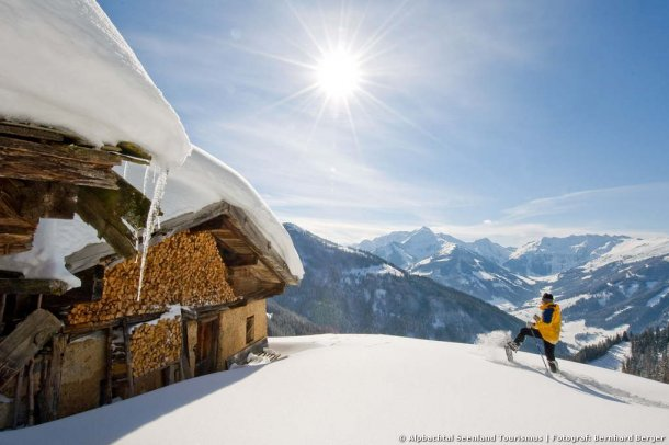 Slow sports - photo: Alpbachtal Seenland Tourismus | Bernhard Berger